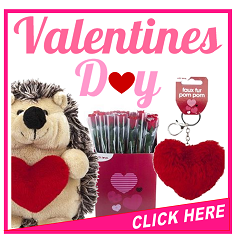 New Valentines Products Have Arrived!