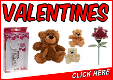 Valentines Products In Stock Now!