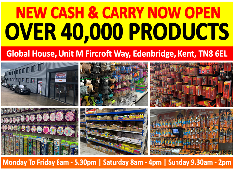 New Cash & Carry Now Open!